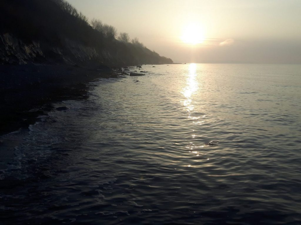 Atmosphärenbild Ostseeküste